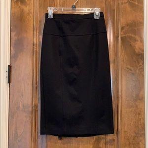 NWT Burberry Pencil Skirt